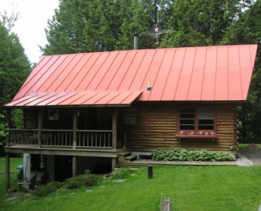Calais Vermont Log Cabin For Sale Home